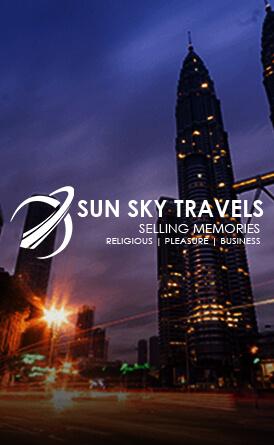 Testimonial - SUN SKY TRAVELS