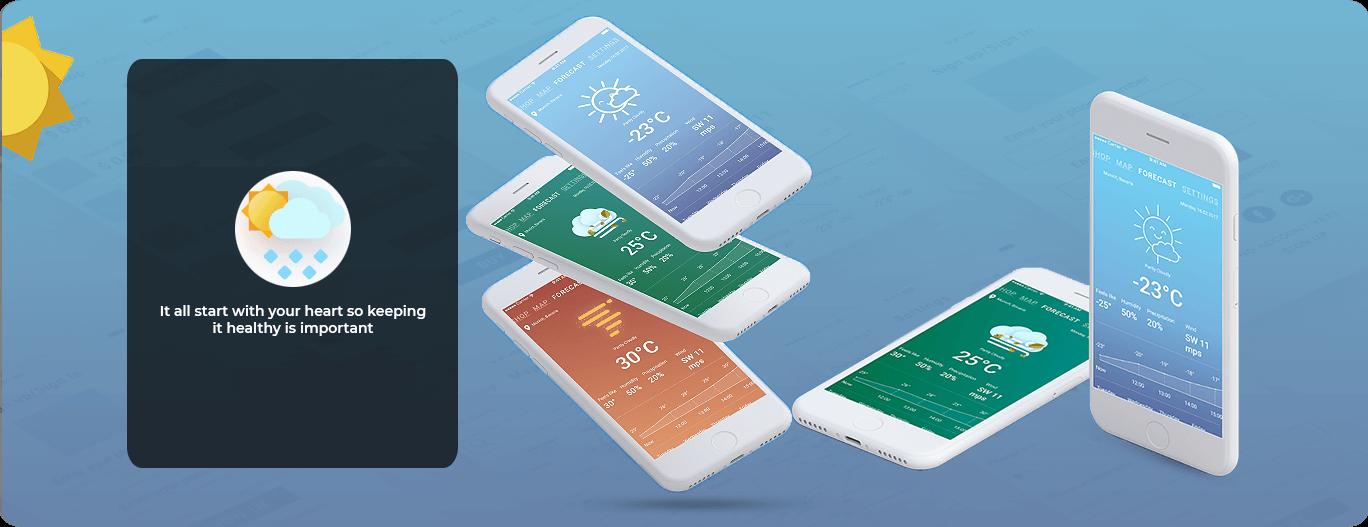 App Design - Forecast