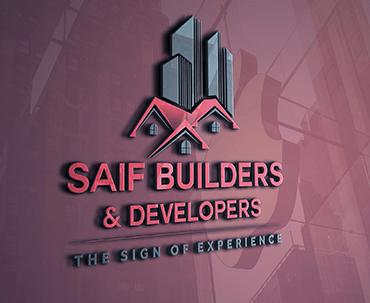 Logo Design - Saif Builders & Developers