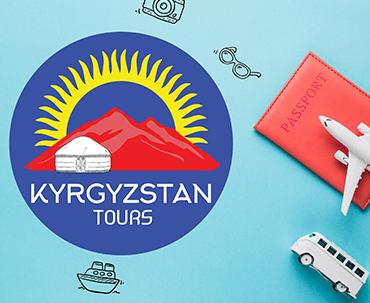 Logo Design - Kyrgyzstan Tours